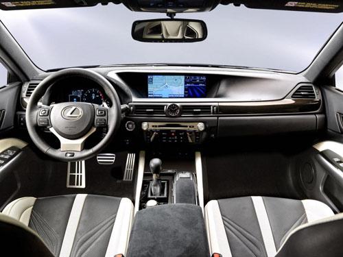 Lexus GS F 2016 lộ diện, công suất 467 mã lực - 10