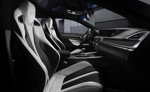 Lexus GS F 2016 lộ diện, công suất 467 mã lực - 11