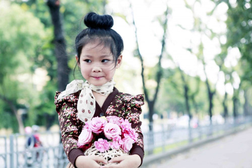 """Mẫu nhí 7 tuổi Hà Nội """"lấn sân"""" điện ảnh xứ Hàn - 17"""
