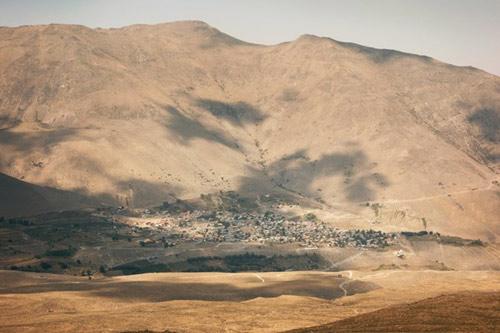 Kỳ thú dòng sông băng ở Iran - 5