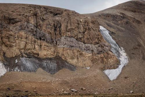 Kỳ thú dòng sông băng ở Iran - 6