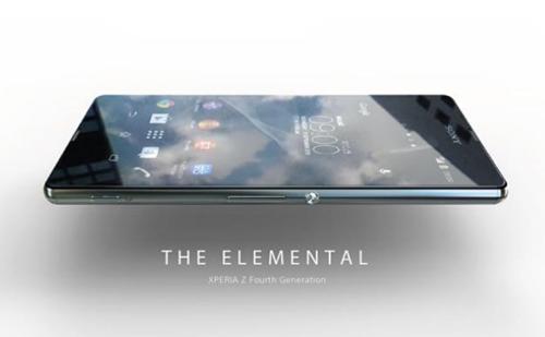 Xperia Z4 có hai phiên bản màn hình Full HD và QHD