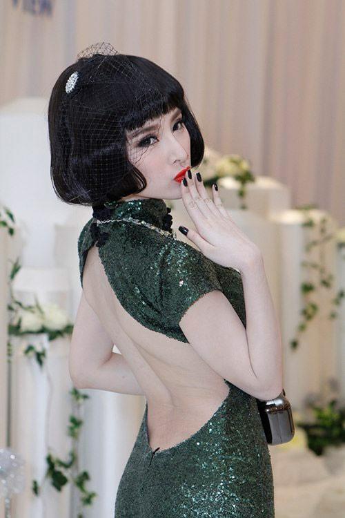 Hành trình hóa mỹ nhân của Angela Phương Trinh - 10