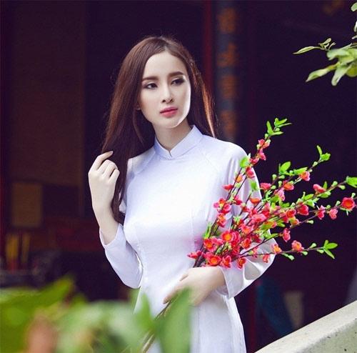 Hành trình hóa mỹ nhân của Angela Phương Trinh - 12