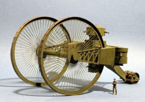 10 phát minh quân sự kỳ lạ có thất bại thảm hại - 9