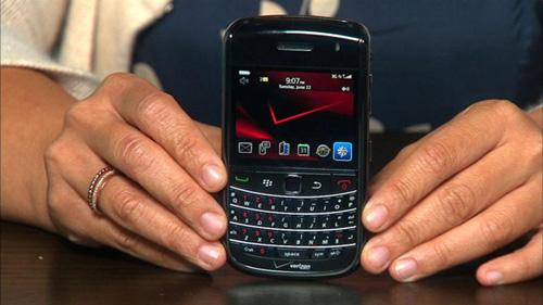 Đánh giá Blackberry 9650 – Smartphone sử dụng bàn phím qwerty - 2