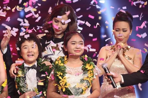 """Những ca sĩ nhí Việt """"hot"""" nhất năm 2014 - 4"""