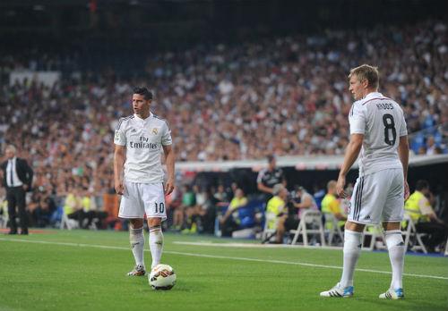 """Kroos & Real: Người """"công nhân"""" đã """"ốm"""" - 2"""