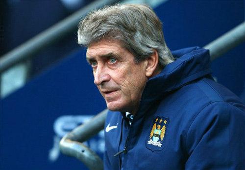 """HLV Pellegrini: """"Man City quá phung phí cơ hội"""" - 1"""