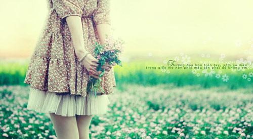 Thơ tình: Một thoáng yêu người