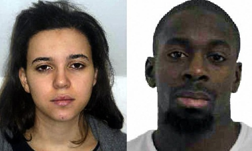 Nữ tòng phạm vụ bắt cóc con tin Paris đã tới Syria - 4