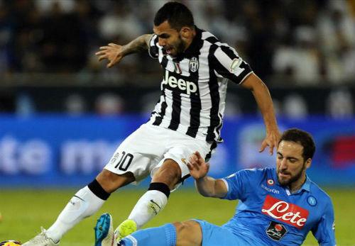 Napoli - Juventus: Chuyến đi giông tố - 2