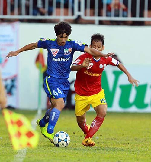 Vòng 2 V-League: HA Gia Lai và phần còn lại - 2