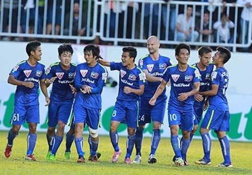 Vòng 2 V-League: HA Gia Lai và phần còn lại - 1