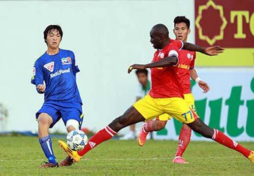 Vòng 2 V-League: HA Gia Lai và phần còn lại - 3