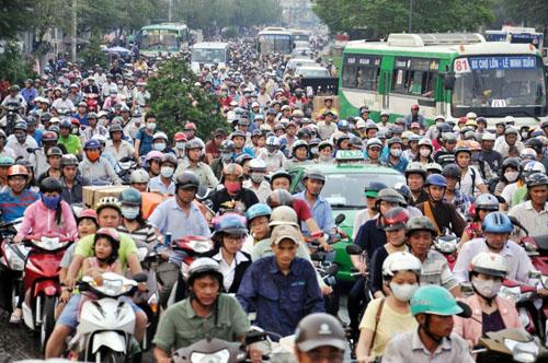 TPHCM: Cầu Ông Buông 2 được thông xe, kẹt xe sẽ giảm - 3