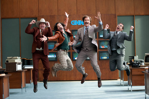 Trailer phim: Anchorman 2: The Legend Continues - 4