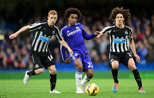 Chelsea: Bản lĩnh và niềm tin Stamford Bridge - 1