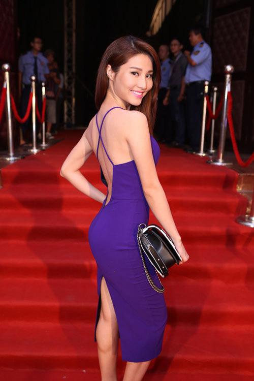 Diễm My: Người đẹp 9X mặc sexy nhất nhì showbiz Việt - 3