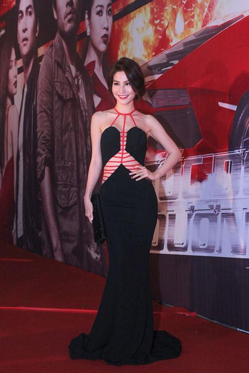 Diễm My: Người đẹp 9X mặc sexy nhất nhì showbiz Việt - 6
