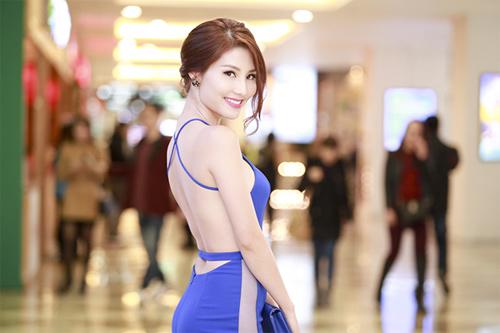Diễm My: Người đẹp 9X mặc sexy nhất nhì showbiz Việt - 11