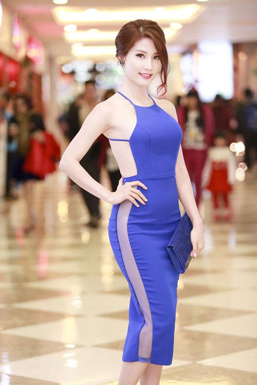 Diễm My: Người đẹp 9X mặc sexy nhất nhì showbiz Việt - 10