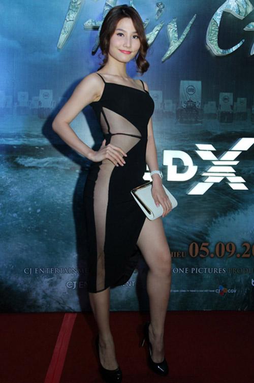 Diễm My: Người đẹp 9X mặc sexy nhất nhì showbiz Việt - 9