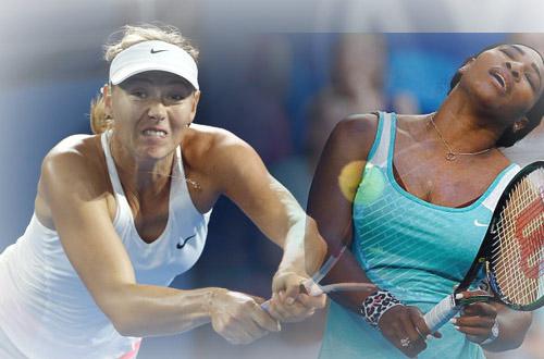 """Vô địch Brisbane, Sharapova """"phả hơi nóng"""" lên Serena - 1"""