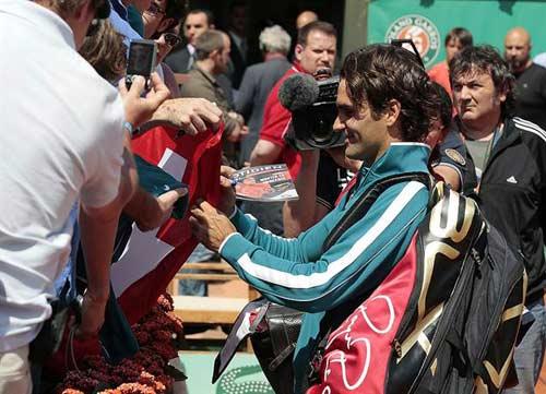 """Federer và hành trình của """"Quý ngài 1000"""" - 8"""