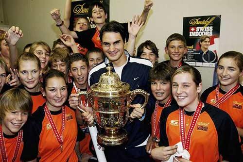 """Federer và hành trình của """"Quý ngài 1000"""" - 2"""