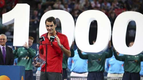 """Federer và hành trình của """"Quý ngài 1000"""" - 11"""