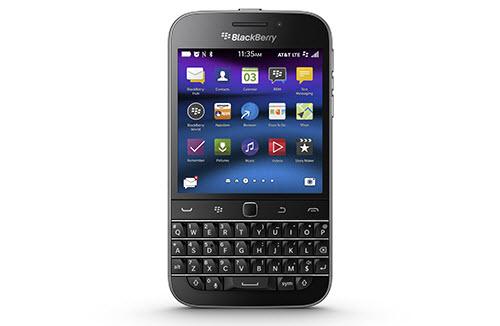 BlackBerry Class giá 10,5 triệu đồng sẽ 'lên kệ' ngày 16/1 - 2
