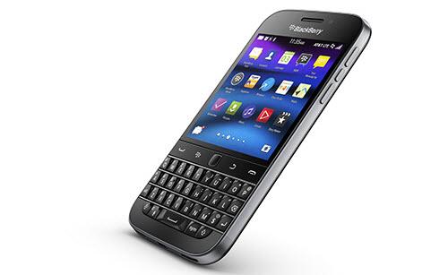 BlackBerry Class giá 10,5 triệu đồng sẽ 'lên kệ' ngày 16/1 - 1