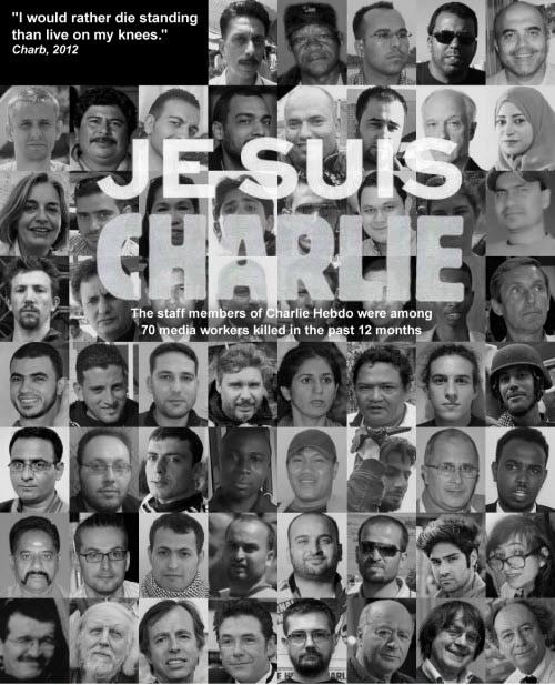 70 nhà báo trên thế giới đã hi sinh trong 12 tháng qua - 1