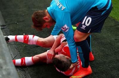 TRỰC TIẾP Arsenal - Stoke: Pháo thủ thăng hoa (KT) - 7