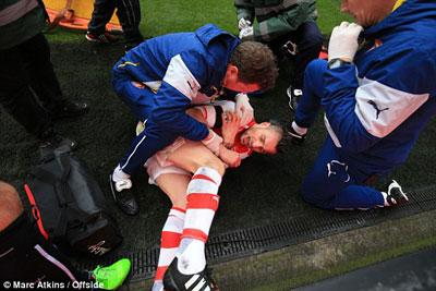TRỰC TIẾP Arsenal - Stoke: Pháo thủ thăng hoa (KT) - 5