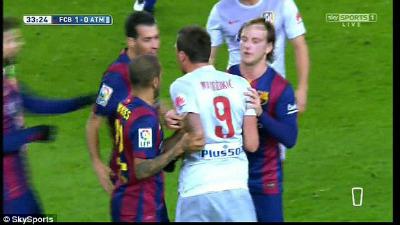 TRỰC TIẾP Barca - Atletico: Chiến thắng xứng đáng (KT) - 6