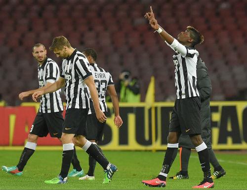 Napoli - Juventus: Kịch tính đến cuối - 1