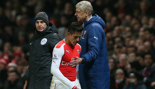 "Sanchez tỏa sáng, HLV Wenger ""nở mày nở mặt"" - 1"