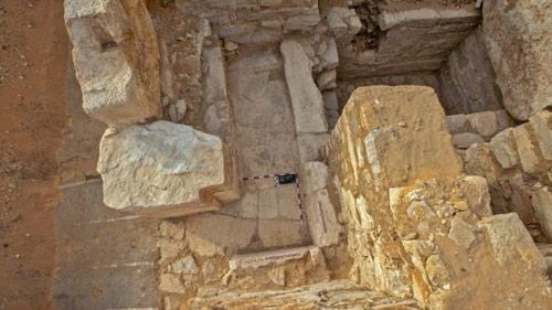 Phát hiện lăng mộ nữ hoàng Ai Cập có niên đại 4.500 năm - 1