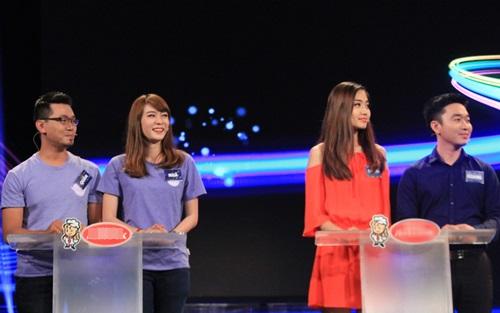 Ninh Hoàng Ngân khoe chồng trong gameshow truyền hình - 3