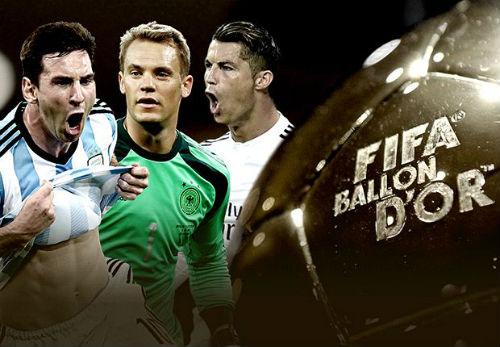 Đêm nay trao giải QBV FIFA: Vinh quang gọi tên ai - 1