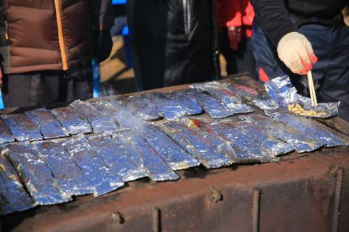 Độc đáo lễ hội câu cá bằng miệng tại Hàn Quốc - 5