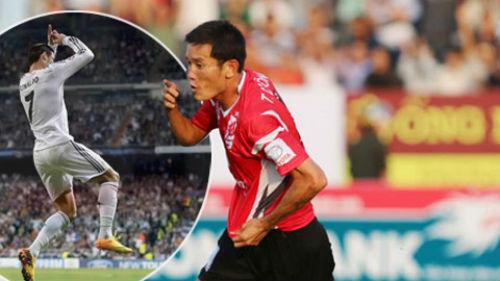 """Cầu thủ ấn tượng nhất tuần 5-11/1: Messi """"đấu"""" Chí Công - 3"""