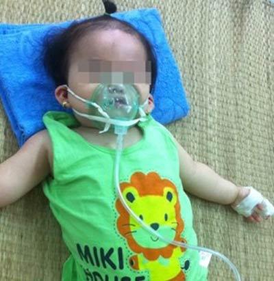 Nhận biết sớm các dấu hiệu viêm phổi ở trẻ nhỏ - 1