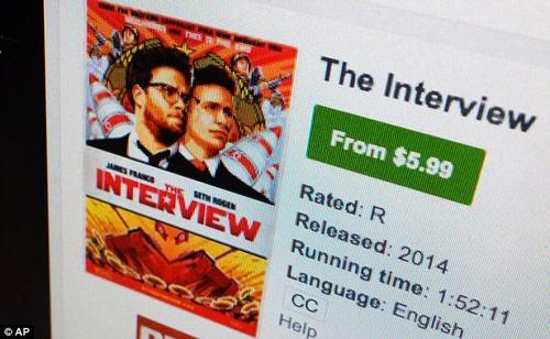 """""""The Interview"""" sẽ được gửi đến Triều Tiên bằng khinh khí cầu - 1"""