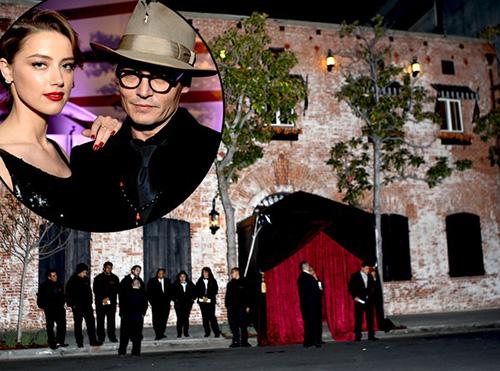"""Johnny Depp táo bạo """"khóa môi"""" người tình lưỡng tính - 5"""