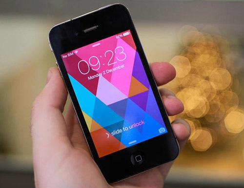 iPhone 4, 4S model cũ vẫn hút người dùng - 4