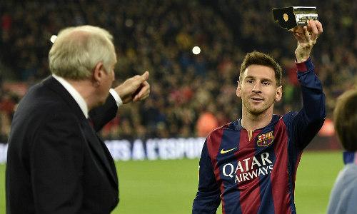 Messi dẹp tan tin đồn mâu thuẫn với HLV Enrique - 2