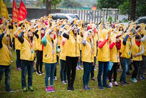 """Nguyễn Thị Loan """"đội"""" mưa rét đi kêu gọi hiến máu - 10"""